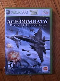 Ace Combat 6 for XBOX 360 Oshawa, L1J 2P4