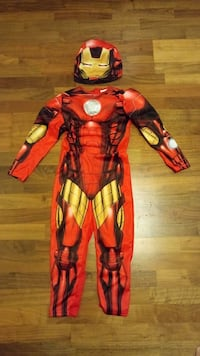 Iron Man costume 110 /116