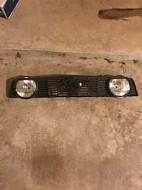 2010 - 2012 Ford Mustang GT Stock Grille and Fog Lights Euless, 76039