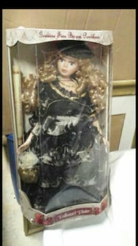 Collectible porcelain doll Wilmington