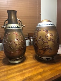 Large Decor pieces for your casa!!! Nice and heavy in good condition... Indio, 92201