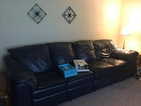 Leather couch Maryville, 37804