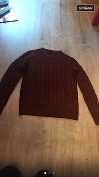 Bordeaux roter Pullover  Krefeld, 47799