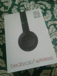 Beats solo3 wireless Special edition black Tunis, P0N 1J0