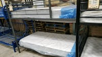 Brand New Twin Size Bunk Bed +2 Mattresses  Silver Spring, 20910