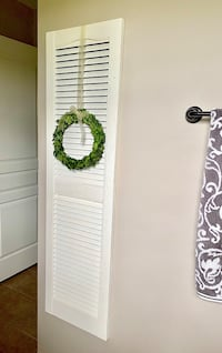 Farmhouse Decor Shutter