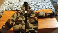 Boys camouflage winter coat Port Dover, N0A 1N5