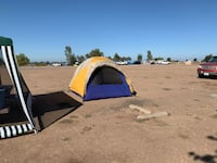 4 person camping tent San Leandro, 94577