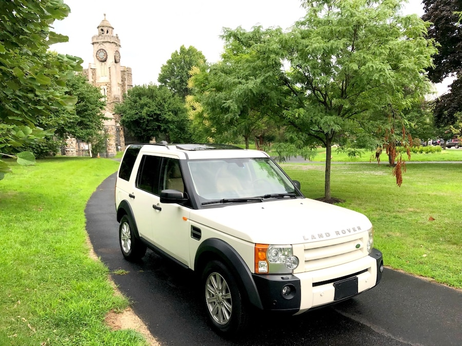 used 2008 land rover lr3 93k miles 3rd seat for sale in new york rh gb letgo com
