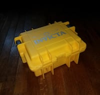 Invicta 3 Slot Yellow Dive Case For Watches  Glenshaw, 15116