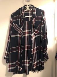 Long flannel  London, N6K 2R2