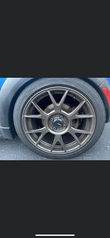 RIMS 4 LUG Konig Wheels 17""
