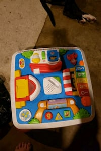 Toddler table toy Dearborn Heights, 48125