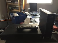 Arris gateway, modem router, and remote