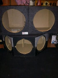Speaker boxes for car  Citrus Heights, 95621
