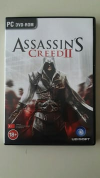 Assassın's Creed 2 pc - orjinal Düzce