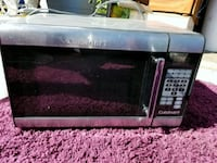Cuisinart black and gray microwave oven Colorado Springs, 80907
