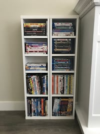 DVD/BlueRay/CD Towers (2) Airdrie, T4A 0W4