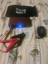 Halo bolt portable charger/car jump starter Sumrall, 39482