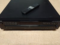 Sony 5 Disc CD player Mount Pleasant