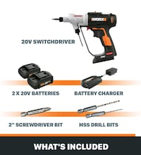 20V POWER SHARE SWITCHDRIVER 2-IN-1 CORDLESS DRILL & DRIVER   Mississauga, L5A