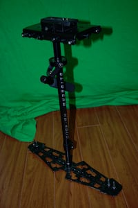 Glidecam HD4000 + Smooth shooter vest and stabilizer arm Burnaby