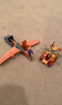 MATTEL Dragon and helicopter play set Allentown, 18106