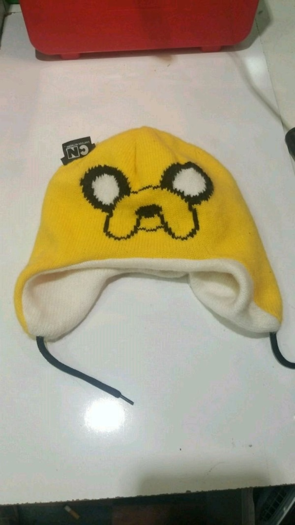 Official CN Adventure Time Hat eb89ac8f-2e34-4eae-af02-3ed620fd4f66