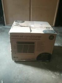 General Electrics window-type air conditioner box