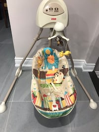 Fisher Price baby swing Whitchurch-Stouffville, L4A 4G8