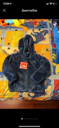 NWT North Face OSO Hoodie 3T  North Scituate, 02857