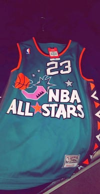 XL Jordan 96 All star jersey (New) Columbia