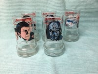 5 Star trek the search for Spock glasses vintage  Houston, 77009