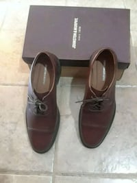 pair of brown leather dress shoes Mesa, 85201