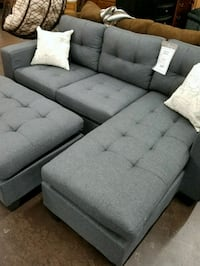 Used Small Sectional Sofa Chaise For Sale In Sacramento