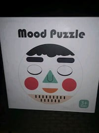 NEW IN BOX MOOD PUZZEL FOR CHILDREN OVER 3 SALE PRICE