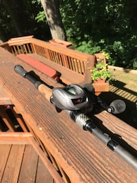 13 Fishing Combo: Omen Black rod with Inception Reel Vienna, 22182