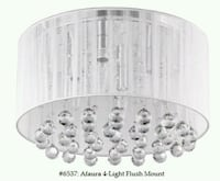 Afaura 4 - Light Flush Mount - Delivery