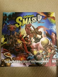 Smash Up + Expansions Coquitlam, V3J 4B5
