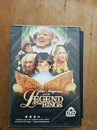 max magician and the legend of the rings dvd Evergreen, 80439