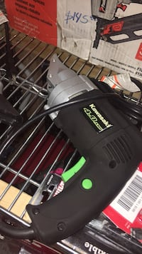black and green Craftsman corded power tool East Chicago, 46312