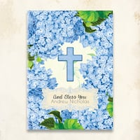 Religious vintage stationery Vaughan