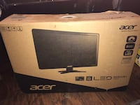 """ACER 24"""" LED LCD 1080p full HD monitor (Mercury Free) Lewisville, 75067"""