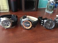 several assorted-pattern watches Brampton, L6V
