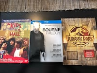 Movies Dvd / blu ray box sets Oakville, L6M 3P3