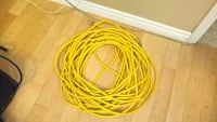 50M extension cord. Thick cable