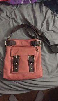 brown and black leather tote bag New York, 10471