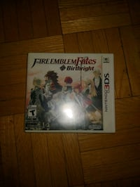 Fire Emblem Birthright for Nintendo 3DS Toronto, M6L 1A4