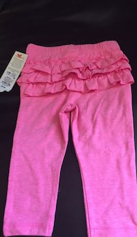 6-9m baby girl ruffled leggings Adelanto, 92301