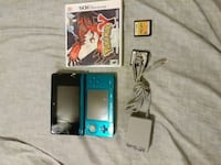 NINTENDO 3DS:..With*RARE*POKEMON DS GAME INCLUDES Tulsa